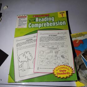 Scholastic Success with Reading Comprehension: Grade 1学乐必赢阅读:1年级阅读理解