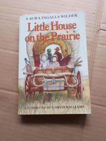 Little House on the Prairie草原上的小木屋 英文原版