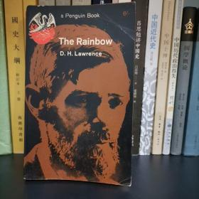 The Rainbow—D.H.Lawrence 《虹》D.H.劳伦斯 1965年版 Penguin Books