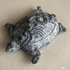 龙龟墨-胡开文老墨