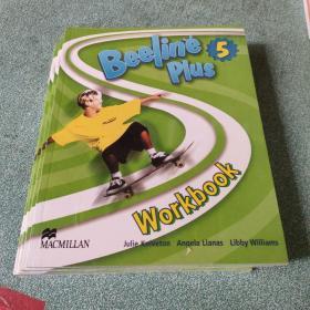 麦克米伦国际少儿英语 Beeline Plus5 Workbook+Scrapbook(1套2册) 【全新没拆封,品如图】