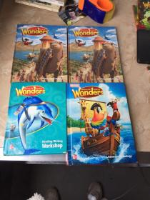 Wonders共4本合售