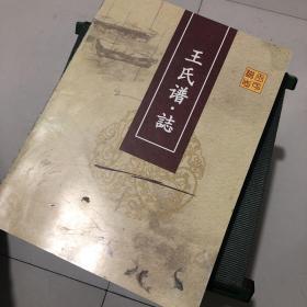 巜王氏谱志》