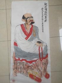 中国美术家协会会员上海大学美术学院国画系教授陈家泠作品!