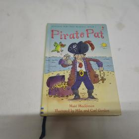 Usborne Very First Reading Book 1: Pirate Pat