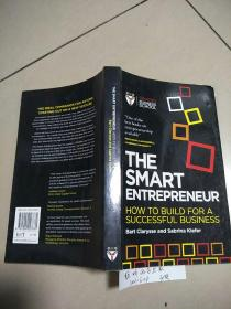 The Smart Entrepreneur :How to Build fora Successful Business(聪明的企业家)原版   没勾画