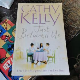 Cathy Kelly ——《Just Between Us》英文原版