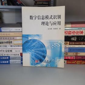 数字信息模式识别理论与应用