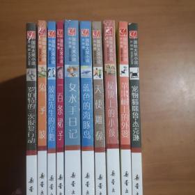 国际大奖小说(升级版)10册合售 有8册全新未拆封,2册拆封未翻阅