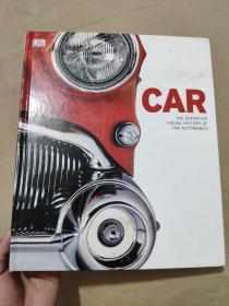 Car:The Definitive Visual History of the Automobile