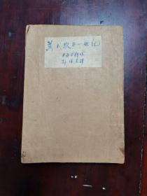 美術考古一世紀   少封面 1952年2版印5000冊