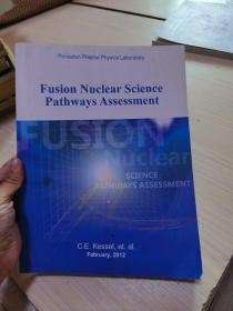 Fusion Nuclear Science Pathways Assessment