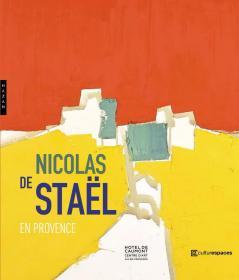 【現貨】尼古拉·德·斯塔埃爾 Nicolas de Stael en Provence