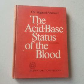 The Acid-Base Status Of the Blood