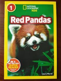 Red Pandas 【正版全新】