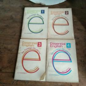 Essential English for Foreign Students Book (学生用基础英语四册)..