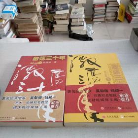 激荡三十年(上下):中国企业1978-2008