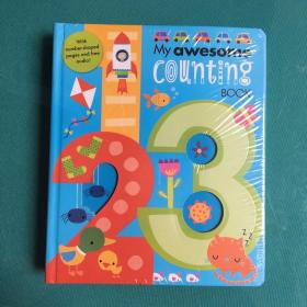 My awesome Counting book (塑封95品)