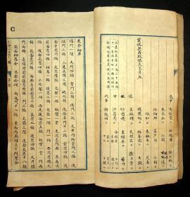 光绪12年天主堂立《置产总簿》上海二十五保十.十一图(94筒子页158面)