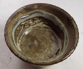 出土古代陶瓷茶盏