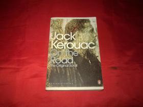 英文原版《Jack Kerouac On the Road》杰克凯鲁亚克在路上