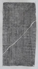 旧拓 唐欧阳询书《皇甫君碑》一幅(尺寸:171*89cm)HXTX330173