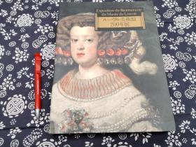 1993年横滨美术馆特展《卢浮宫博物馆成立200年特展图录》340页厚册,29*24公分,12开,高清印刷, 本次展览严格按照卢浮宫编目和次序策展排列,95幅卢浮宫一级藏品飘洋过海,全部是艺术史上大师人物,如达芬奇、委拉斯贵支,大卫、库尔贝、普桑、弗拉戈纳尔、布歇、米勒,柯罗等法文日文对照本