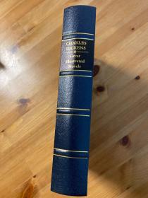 狄更斯小说全集 插图版 收藏家版本 Charles Dickens, Great Illustrated Novels, Macmillan Collector's Library。仅卖狄更斯一本。