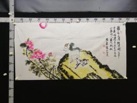 B8-30-10现为借山画馆专属画家、中国齐白石文化艺术研究会会员。