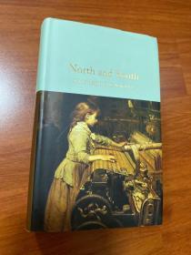 Gaskell,南方与北方 North and South。 原版。无划痕。如新。三边刷金。小开本。收藏