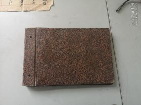 民国至五十年代   香港培侨中学  同学相册一本 约百余张 尺寸不一