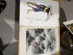 两张文革时期的宣传画