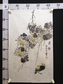 B10-24-11甘肃省美术家协会会员,中国国画家协会会员、中国书画家研究会会员、研究员。国画