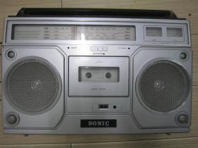 索尼收录音机