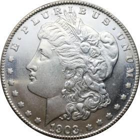 美国1903年硬币