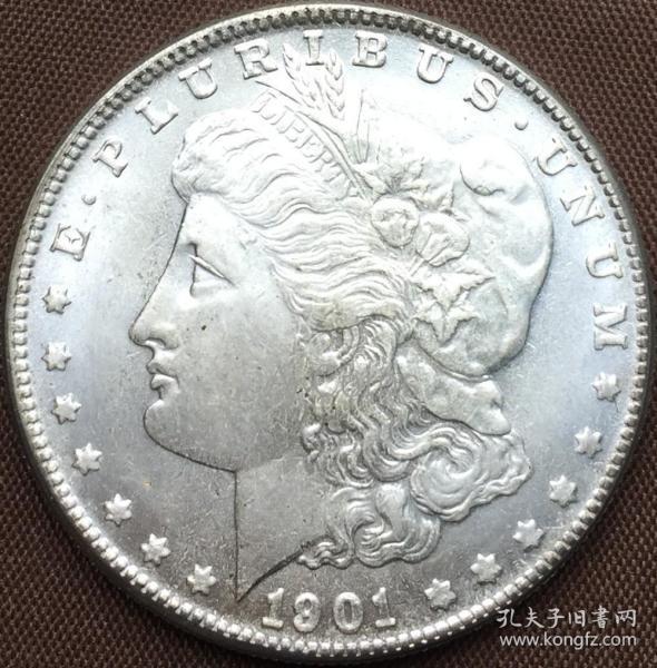 美国1901年硬币