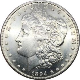 美利坚合众国1894年硬币