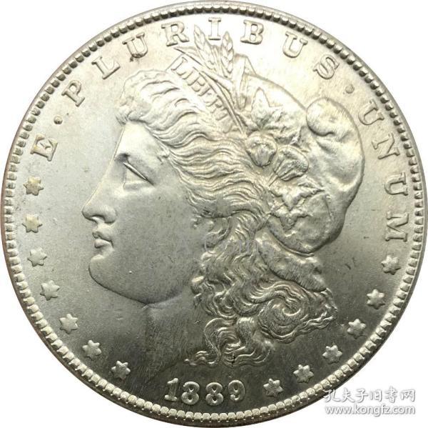 美利坚合众国1889硬币