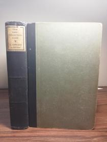 1928年 This Book-Collecting Game 纽顿《搜书之道》A.Edward Newton 纽顿  大量插图 有签名及私人藏书票  书内黏贴了很多老报纸  书顶刷金