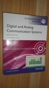 Digital and Analog Communication Systems 英文原版 16开