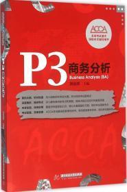 P3 商务分析
