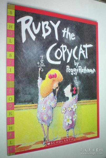 Ruby the Copycat (平装大16开原版外文书)