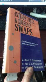 INTEREST RATE & CURRENCY SAWAPS (精装)