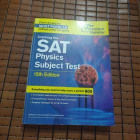 Cracking the SAT Physics Subject Test, 15th Edit
