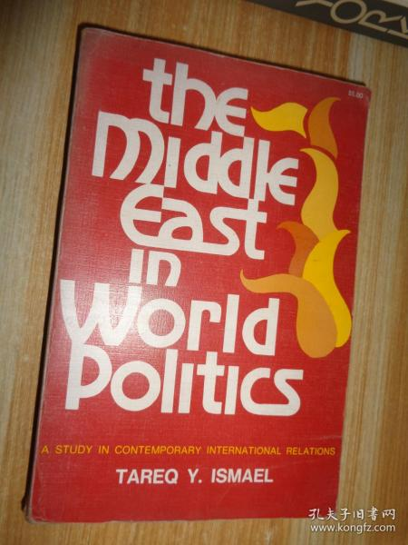THE MIDDLE EAST IN WORLD POLITICS