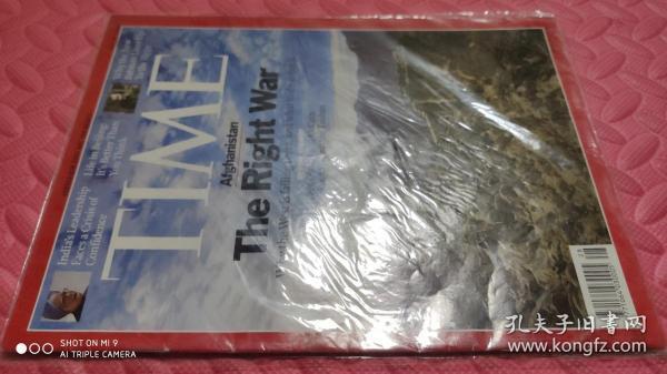 Time July 28,2008(品相如图)(英文原版,美国时代周刊) 最佳英语阅好英语学习资料 /英文原版杂志