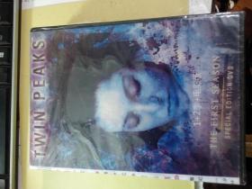 DVD:TWIN PEAKS(1+2季+电影版)英语发音 中 英 西 法文字幕