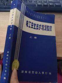 电工安全技术培训教材上下两册