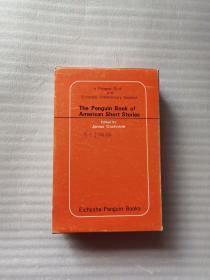 HE PENGUIN BOOK OF AMERICAN SHORT STORIES