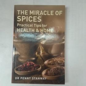 Miracle of Spices  Practical Tips for Health, Ho